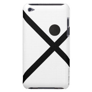 iPod Man touch Puts (The C.Design Company Logo) Case-Mate iPod Touch Case