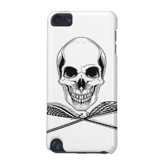 iPod Skull Lacrosse iPod Touch 5G Cover