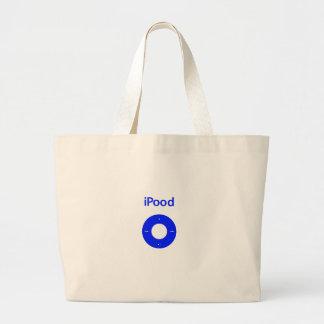 Ipod spoof ipood bags
