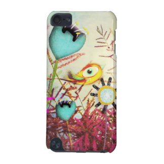 IPod Touch 4 Happy bird friendship poppy day iPod Touch (5th Generation) Case