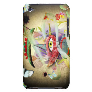IPod Touch 4 Happy bird night loneliness hope day iPod Touch Cover