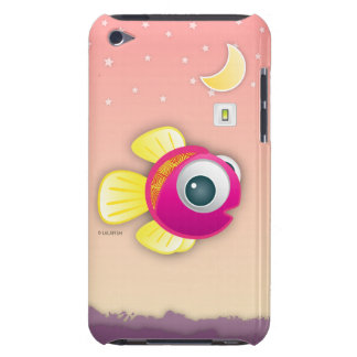iPod Touch 4 Hard Cover Case designed by LaLafish