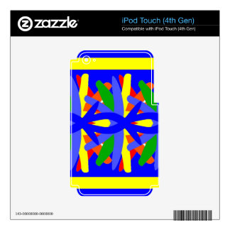 iPod Touch 4G Decal
