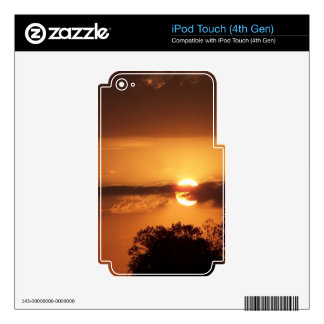 iPod Touch 4th gen case Decal For iPod Touch 4G