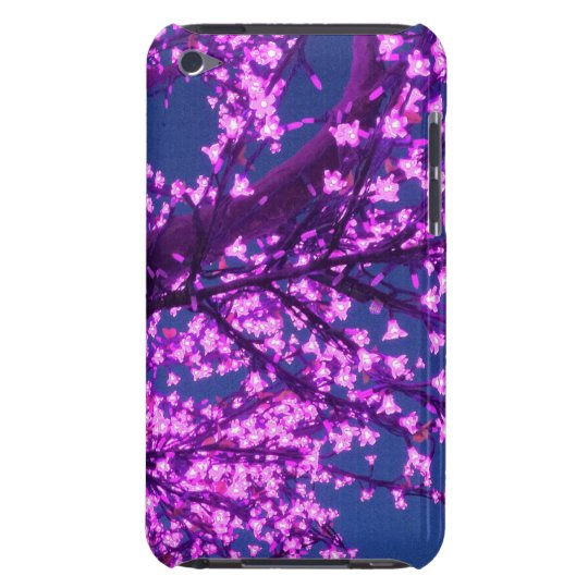 iPod Touch 4th Gen illuminated Tree Barely There iPod Case
