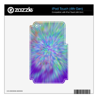 iPod Touch 4th Gen Skin Decals For iPod Touch 4G