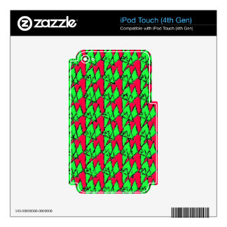iPod Touch 4th Gen Skin Template Skin - Customized Decal For iPod Touch 4G