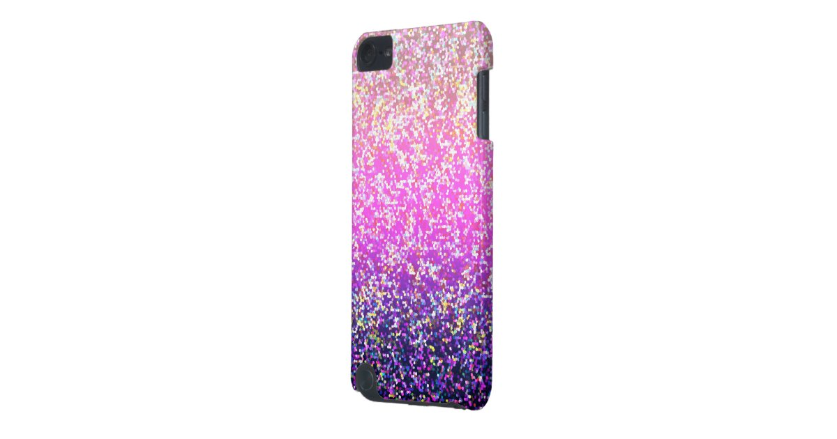 Ipod touch 5g glitter graphic background ipod touch 5g for Housse ipod touch 5