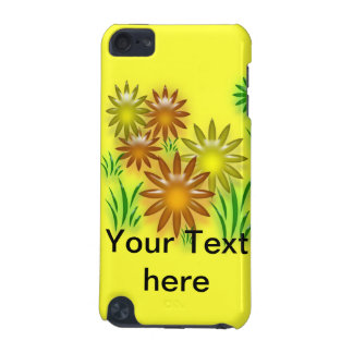 iPod Touch 5G - Three dimensional neon daisies iPod Touch (5th Generation) Case
