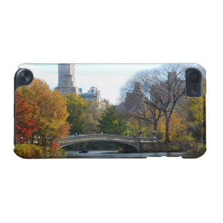 iPod Touch Case - Central Park in Autumn