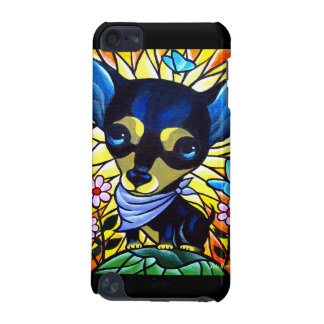 iPod Touch Case Dog Painting Art
