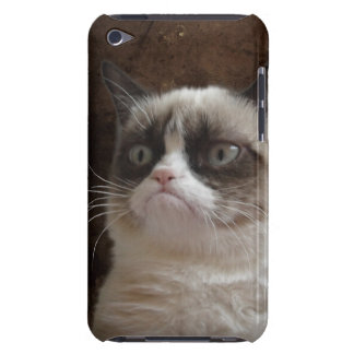 iPod Touch Case - Grumpy Cat Glare