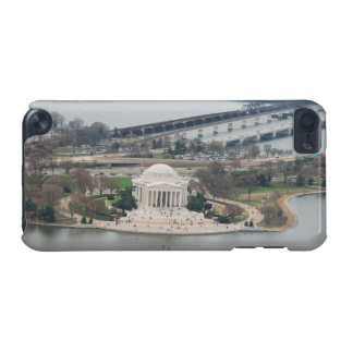 iPod Touch Case - Jefferson Memorial aerial view