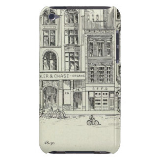 iPod TOUCH Case-Mate FUNDAS