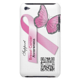 iPod Touch Case Template Breast Cancer Awareness