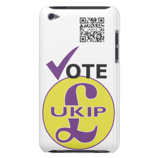 iPod Touch Case Template UKIP Party