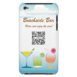 iPod Touch Casemate Case Template Beachside Bar iPod Touch Cover