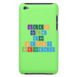 KEEP CALM AND HAPPY BIRTHDAY  iPod Touch Cases