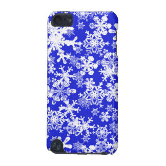 iPod Touch Speck Case Blue with Snowflakes