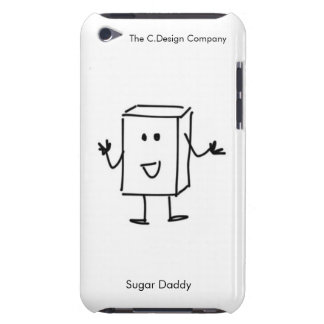 iPod touch Sugar Daddy Puts iPod Touch Cover