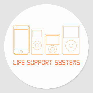 iPods Sticker