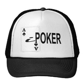 iPOKER Funny Trucker Hat