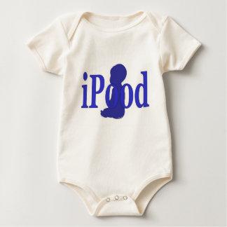 ipood boys baby bodysuit