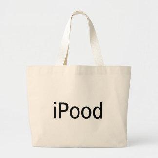 iPood Large Tote Bag