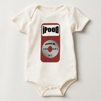 ipood music baby sleeper baby bodysuit