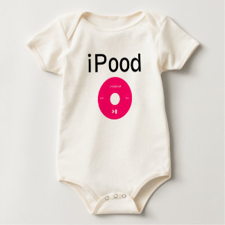 iPood Romper