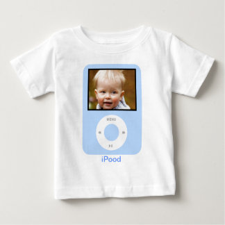 iPood With photo Baby T-Shirt