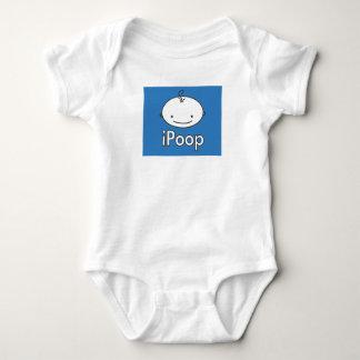 iPoop Baby Bodysuit