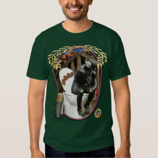 IPoop Thinker T-shirt