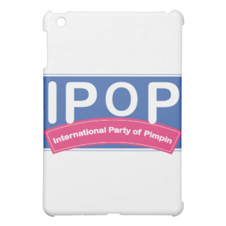 Ipop - International Party Of Pimpin Cover For The iPad Mini