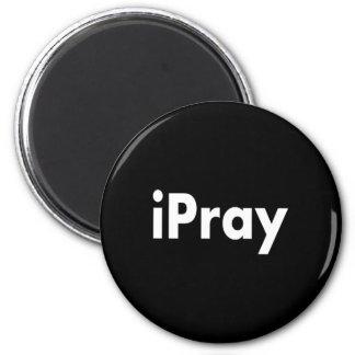 iPRAY 2 Inch Round Magnet