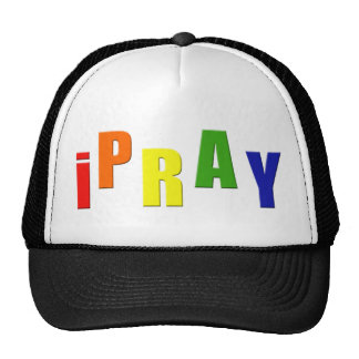iPray Gorros Bordados