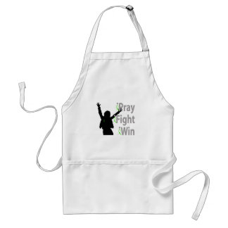 iPray. iFight. iWin. Adult Apron