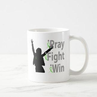 iPray. iFight. iWin. Coffee Mug
