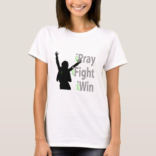 iPray. iFight. iWin. Playera