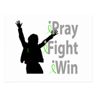 iPray. iFight. iWin. Postcard