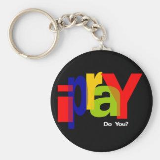 iprayY Keychain