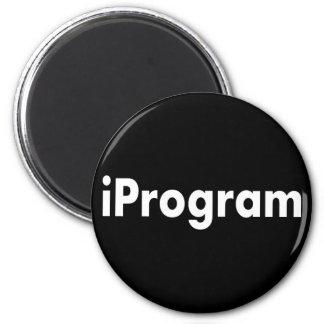 iProgram Imán Redondo 5 Cm