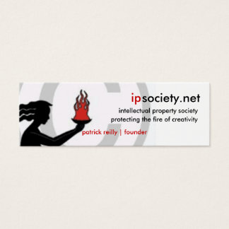ipsociety.net mini business card