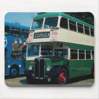 "Ipswich Corp.'s """"Regent"""" double-decker at Southa Mouse Pad"