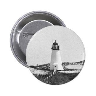 Ipswich Range Lighthouse 2 2 Inch Round Button