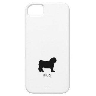 iPug iPhone 5 Case-Mate Carcasa