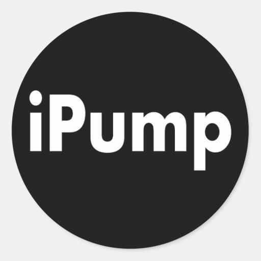 iPump Etiqueta Redonda
