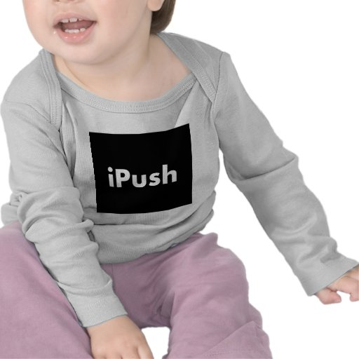 iPush Camiseta