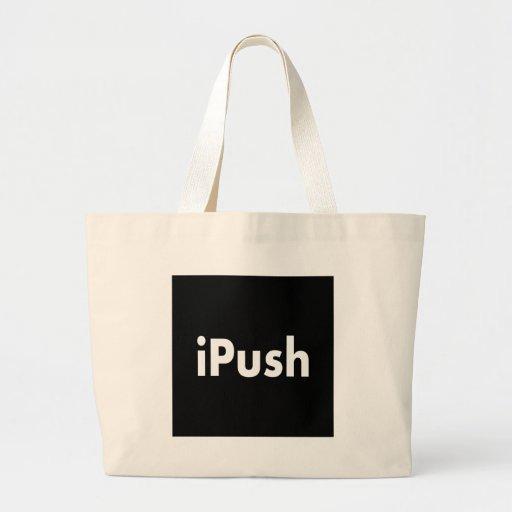 iPush Canvas Bags