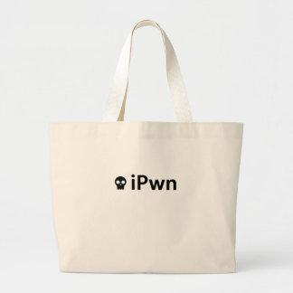 ipwnblk canvas bags